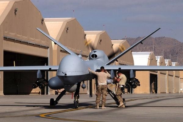 Military Drone Market:  2019-2027