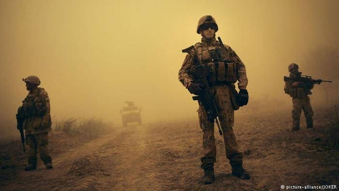What is asymmetric warfare?