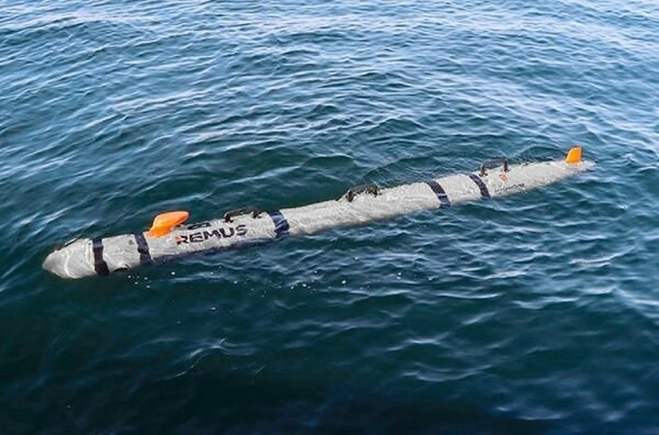 US Navy orders two REMUS 300 UUVs from HII