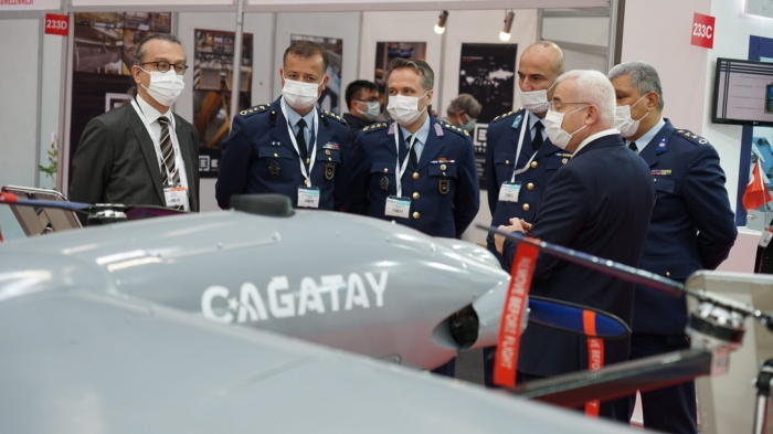 Coskunoz has presented new UAVs