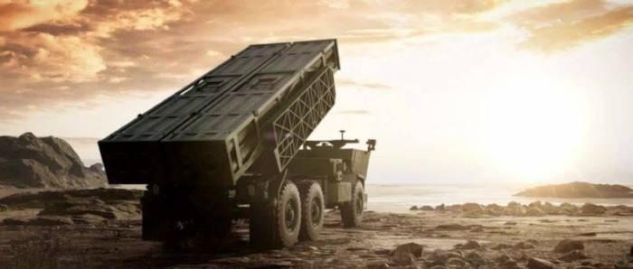 Video:  Autonomous missile launcher destroys enemy threats