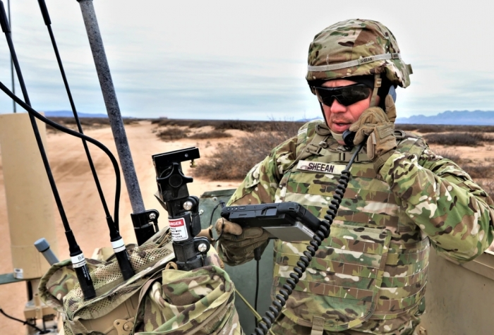 U.S. Army participates in first-of-its-kind cyber exercise