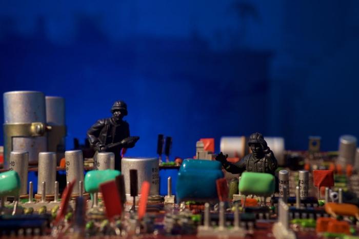 Kiber Qüvvələrin qurulması|  Kiber Məkan Əməliyyatları, Komandanlığı və təsirləri -  II YAZI (ANALİZ)