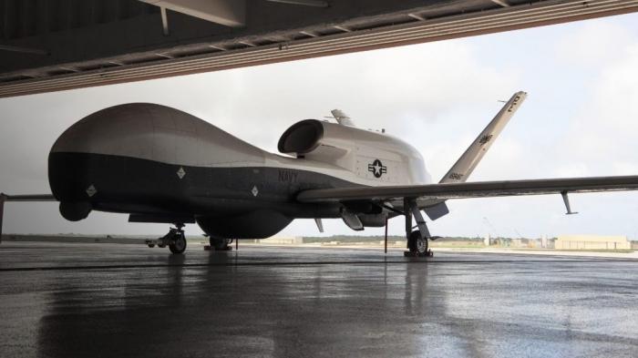 ABŞ MQ-4C PUA-larını daha da təkmiləşdirir
