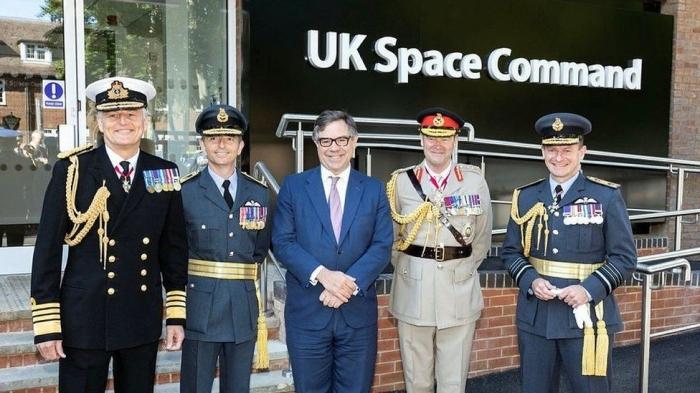 Britaniya ordusunun ilk kosmik komandanlıq mərkəzi yaradılıb