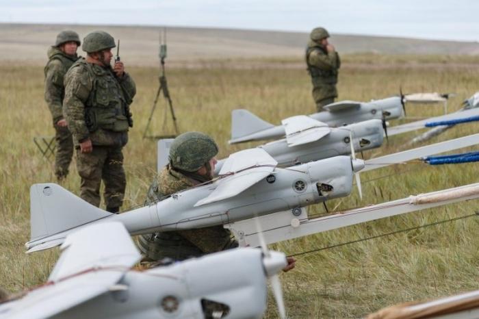 Rusiya PUA-ları Yaponiya mühərrikləri ilə uçur
