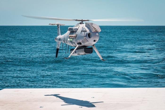"""ABŞ donanması """"Camcopter"""" pilotsuz helikopterləri alacaq"""