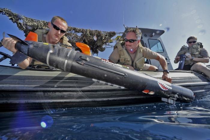 ABŞ donanması kiçik və orta ölçülü insansız sualtı platformalar almaq istəyir