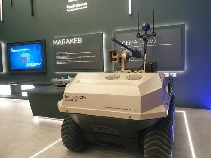 BƏƏ döyüş robotlarını Ukraynaya tədarük etmək istəyir