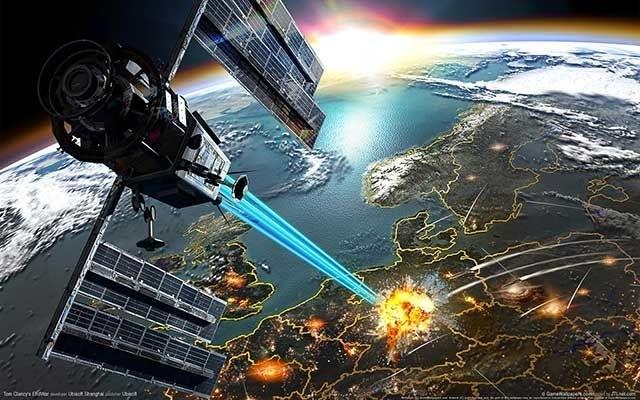 Rusiya mini PUA-larla, ABŞ kosmosla məşğuldur