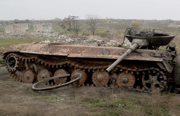 Qarabağdan çıxarılan dərslər:  ABŞ Konqresi ordunun zirehli texnikalarının PUA-lardan qorunmadığını düşünür
