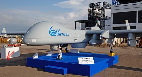 """Hindistan Ladaxda istifadə üçün İsraildən 4 ədəd """"Heron MK II"""" PUA-ları alır -  Çinin cavabı necə olacaq?"""