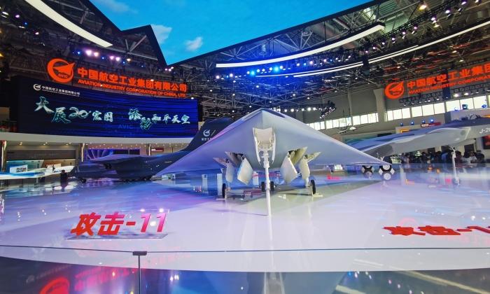"""Çin """"Airshow China 2021""""də hansı müasir stels PUA-larını nümayiş etdirib?"""