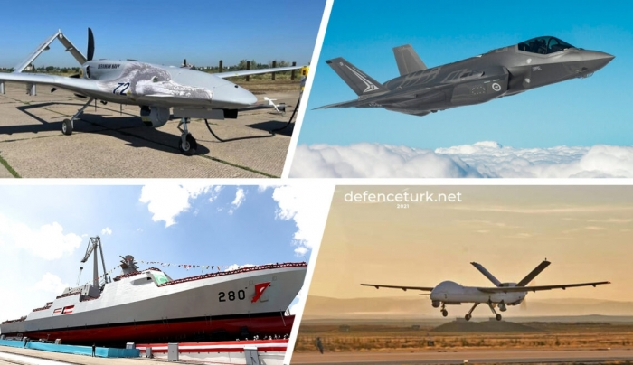 Azərbaycan ilk 3-lükdə   Türkiyə müdafiə sənayesi sektorunda ixracat 2 milyard dollar çatır