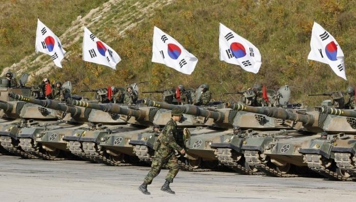 Cənubi Koreya müdafiə büdcəsini artırmağa davam edir