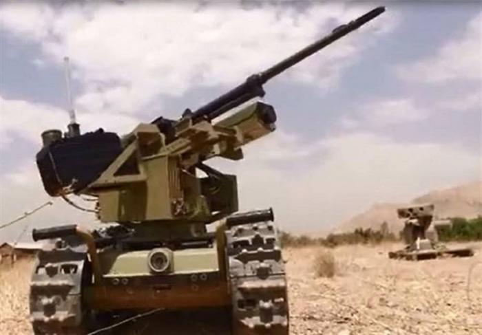 İran ordusu robot bölmələri quracaq