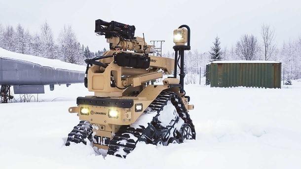 ABŞ HHQ bazalarını qorumaq üçün bombaları zərərsizləşdirən robotlardan istifadə edəcək