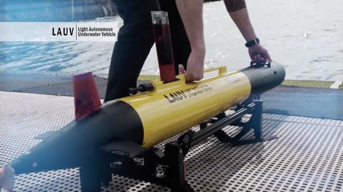 Danimarka donanması üçün yüngül avtonom sualtı platformalar alınır