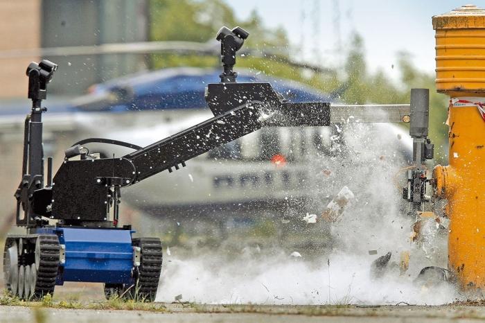 Latviya ordusu insansız quru platformaları alır